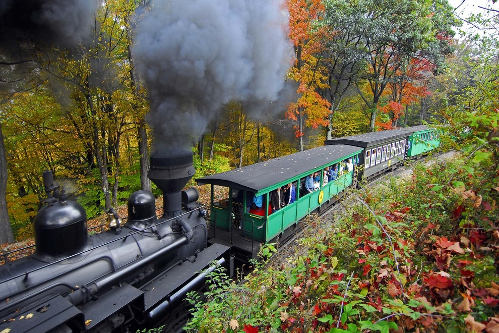 West Virginia Adventure by Rails via the Cass scenic railroad and new Tygart Flyer. Experience Elkins WV and cass scenic railroad state park as an adventure.